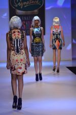 Model walks for Shane Falguni at Signature International fashion week 2013 on 17th Nov 2013 (27)_5289a4cab0e47.JPG
