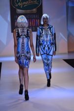 Model walks for Shane Falguni at Signature International fashion week 2013 on 17th Nov 2013 (31)_5289a4cc43970.JPG