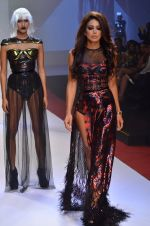 Model walks for Shane Falguni at Signature International fashion week 2013 on 17th Nov 2013 (9)_5289a4c3ea1a7.JPG