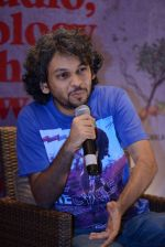 Anand Gandhi at Makers of Ship Of Theseus announce their upcoming projects in Mumbai on 19th Nov 2013 (24)_528c674135762.JPG