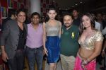 Anand Raj Anand, Johny Lever, Urvashi Rautela, Anil Sharma, Simran Khan at Singh Saheb the great promotional event in R City Mall, Mumbai on 19th Nov 2013  (30)_528c6bb781b48.JPG