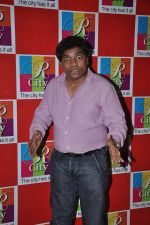 Johnny Lever at Singh Saheb the great promotional event in R City Mall, Mumbai on 19th Nov 2013 (4)_528c6c3e40b4b.JPG