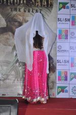 Simran Khan at Singh Saheb the great promotional event in R City Mall, Mumbai on 19th Nov 2013 (4)_528c6bb3b979d.JPG