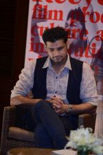 Sohum Shah at Makers of Ship Of Theseus announce their upcoming projects in Mumbai on 19th Nov 2013 (32)_528c67a608c71.JPG