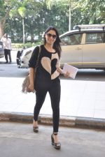 Tammanah Bhatia leaves for Goa to shoot for Its Entertainment in Mumbai on 20th Nov 2013