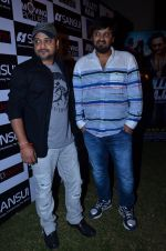Sajid wajid at Bullet Raja-Sansui Press meet in Mumbai on 20th Nov 2013 (15)_528d98f398bc8.JPG