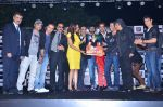 Sonakshi Sinha, Saif Ali Khan, Jimmy Shergill, Gulshan Grover, Ravi Kishan, Chunky Pandey, Sajid Ali, Wajid ALi at Bullet Raja-Sansui Press meet in Mumbai on 20th Nov 2013 (65)_528d98f345958.JPG