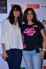 Binal Trivedi at Shane Falguni Preview at Dessange in Bandra, Mumbai on 21st Nov 2013