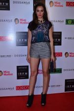 Evelyn Sharma at Shane Falguni Preview at Dessange in Bandra, Mumbai on 21st Nov 2013