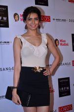 Karishma Tanna at Shane Falguni Preview at Dessange in Bandra, Mumbai on 21st Nov 2013