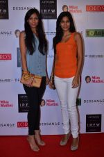 Shamita Singha, Mashoom Singha at Shane Falguni Preview at Dessange in Bandra, Mumbai on 21st Nov 2013