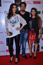 Sophie Choudry at Shane Falguni Preview at Dessange in Bandra, Mumbai on 21st Nov 2013