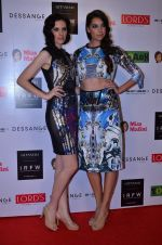 at Shane Falguni Preview at Dessange in Bandra, Mumbai on 21st Nov 2013