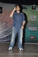 Adhyayan Suman  at the Promotion of Heartless at Panache Fashion Show in Mithibai College, Mumbai on 22nd Nov 2013 (14)_529085e52c2f4.JPG