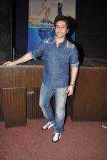 Adhyayan Suman  at the Promotion of Heartless at Panache Fashion Show in Mithibai College, Mumbai on 22nd Nov 2013 (16)_529085e2a78e2.JPG