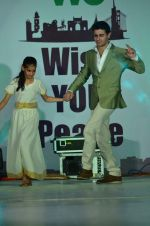 Mohit Raina on the ramp for Welingkar_s in Matinga, Mumbai on 22nd Nov 2013 (95)_529082e4d4ea6.JPG