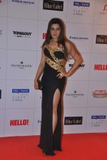 kehkashan Patel at Hello hall of  fame awards 2013 in Palladium Hotel, Mumbai on 24th Nov 2013(359)_5293499068a17.JPG