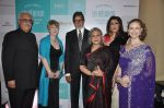 Sunand Sharma, Catherine Oden, Amitabh bachchan, Jaya bachchan, Laura Prasad at Atout France dinner in Taj Mahal Hotel, Mumbai on 26th Nov 2013_52958b6231c38.JPG