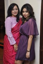 shahana chaterjee with shomshukla at the Success Party of Internationally Acclaimed Film Sandcastle in Mumbai on 26th Nov 2013 (7)_52958c7706048.JPG