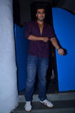 Arjun Kapoor at Finding Fanny Movie Completion Bash in Olive, Mumbai on 27th Nov 2013