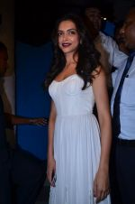 Deepika Padukone at Finding Fanny Movie Completion Bash in Olive, Mumbai on 27th Nov 2013