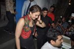 Huma Qureshi at Finding Fanny Movie Completion Bash in Olive, Mumbai on 27th Nov 2013