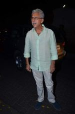 Naseeruddin Shah at Finding Fanny Movie Completion Bash in Olive, Mumbai on 27th Nov 2013