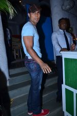 Randeep Hooda at Finding Fanny Movie Completion Bash in Olive, Mumbai on 27th Nov 2013