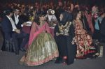 Chitrangada, Zeenat Aman at Saif Belhasa Holdings Masala Awards on 29th Nov 2013