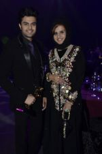 Manish Paul at Saif Belhasa Holdings Masala Awards on 29th Nov 2013