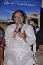 Farooq Sheikh at Club 60 press meet in PVR, Mumbai on 30th Nov 2013 (7)_529b097c23882.JPG