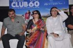 Farooq Sheikh, Sarika, Sharat Saxena at Club 60 press meet in PVR, Mumbai on 30th Nov 2013 (125)_529b0970b9ab4.JPG