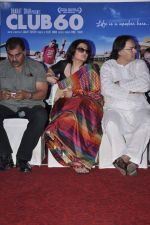 Farooq Sheikh, Sarika, Sharat Saxena at Club 60 press meet in PVR, Mumbai on 30th Nov 2013 (131)_529b096dbe2f1.JPG