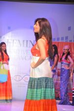 Vanya Mishra walks for Tangerine Home couture in Mumbai on 30th Nov 2013 (31)_529b22146ad52.JPG