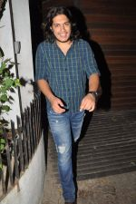 Junaid Khan at Aamir Khan celebrates son Azad_s Birthday in Bandra, Mumbai on 1st Dec 2013 (17)_529c1fffe3f95.JPG