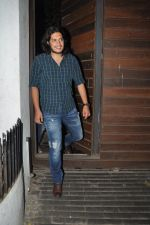 Junaid Khan at Aamir Khan celebrates son Azad_s Birthday in Bandra, Mumbai on 1st Dec 2013 (18)_529c1fff25f95.JPG