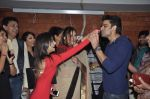 Mohit Malik, Neha Marda at ZEE TV_s Doli Armano Ki party in Marimba, Mumbai on 2nd Dec 2013 (11)_529d95299cd89.JPG