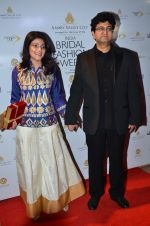 Parsoon Joshi on Day 6 at Bridal Fashion Week 2013 in Grand Hyatt, Mumbai on 4th Dec 2013 (214)_52a038c612f3e.JPG