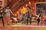 Sonakshi Sinha, Shahid Kapoor, Prabhu Deva, Sonu Sood on the sets of Comedy Nights with Kapil in Mumbai on 4th Dec 2013 (104)_52a01ce7821fb.JPG