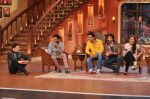 Sonakshi Sinha, Shahid Kapoor, Prabhu Deva, Sonu Sood on the sets of Comedy Nights with Kapil in Mumbai on 4th Dec 2013 (107)_52a01ce733810.JPG