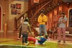 Sonakshi Sinha, Shahid Kapoor, Prabhu Deva, Sonu Sood on the sets of Comedy Nights with Kapil in Mumbai on 4th Dec 2013 (113)_52a01ce6d7ef1.JPG