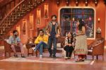 Sonakshi Sinha, Shahid Kapoor, Prabhu Deva, Sonu Sood on the sets of Comedy Nights with Kapil in Mumbai on 4th Dec 2013 (116)_52a01ce66bdc4.JPG