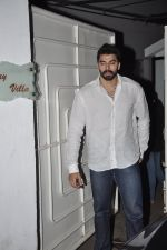 Nikitin Dheer at R Rajkumar Screening in Juhu, Mumbai on 5th Dec 2013 (80)_52a1b6ef6d7f4.JPG