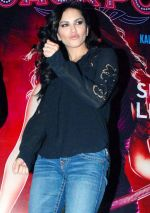 Sunny Leone promote Jackpot in Gurgaon on 7th Dec 2013