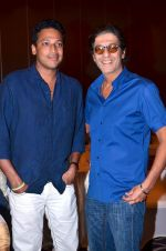 Chunky Pandey, Mahesh Bhupathi at the launch of Deanne Pandey_s new book in Palladium, Mumbai on 8th Dec 2013 (110)_52a55afe44d66.JPG