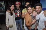 Teejay Sidhu, Karanvir Bohra, Harry Anand at Love U soniye screening in Cinemax, Mumbai on 8th Dec 2013 (4)_52a56385623a5.JPG