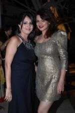 Aashka Goradia with Dolly Bhatter at India Forums.com 10th anniversary bash in mumbai on 9th Dec 2013_52a6afcca495b.jpg