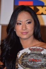 Gail Kim at TNA India tour press meet in Palladium, Mumbai on 9th Dec 2013 (23)_52a6aa89dd7df.JPG