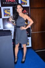 Gail Kim at TNA India tour press meet in Palladium, Mumbai on 9th Dec 2013 (27)_52a6aa8bb49c7.JPG
