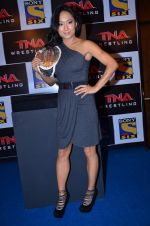 Gail Kim at TNA India tour press meet in Palladium, Mumbai on 9th Dec 2013 (29)_52a6aa8ca4c14.JPG